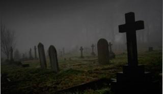 Открито е гробище на вампири