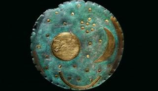 Загадката на Небесния диск на Небра!