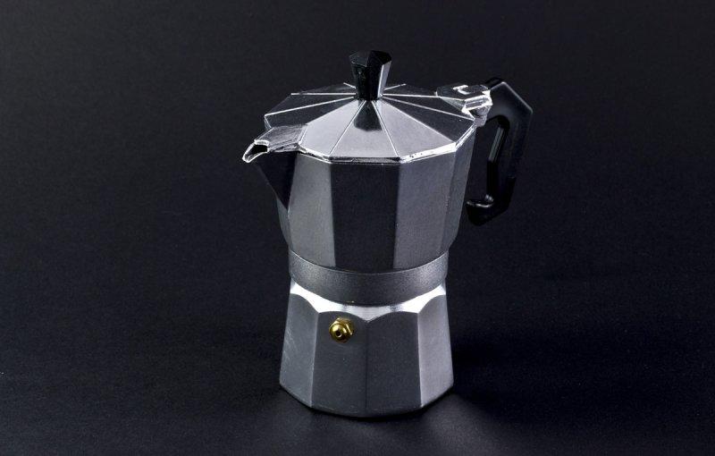 Снимка на Ретро кафеварка за 3 кафета