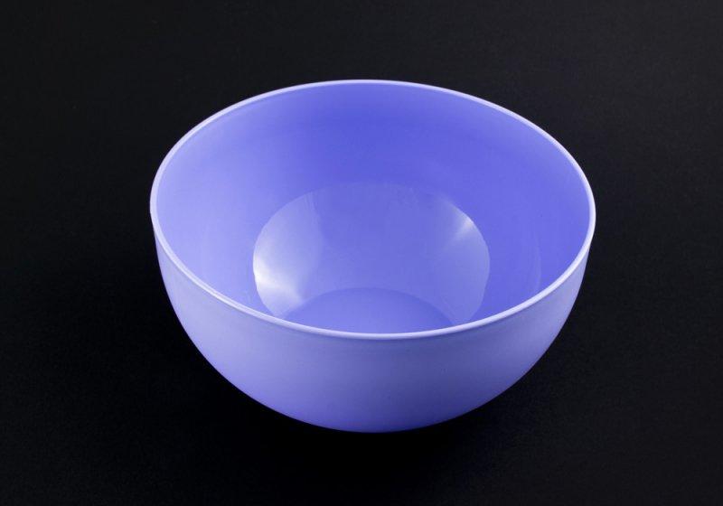 Снимка на Стилна пластмасова купа 2.5 литра