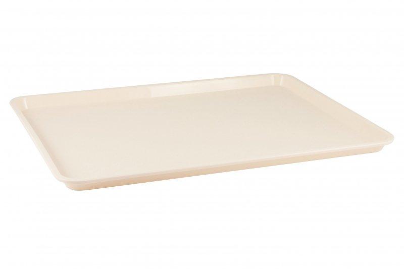 Снимка на Класически пластмасов поднос 43 см