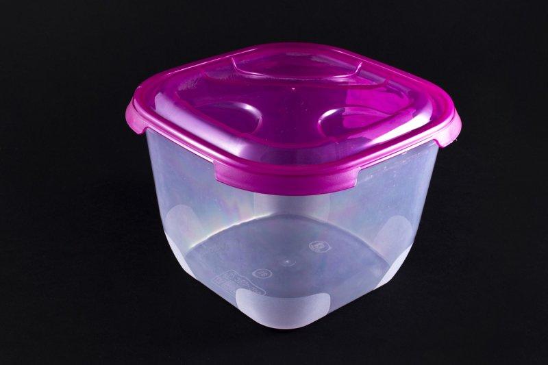 Снимка на Голяма кутия за съхранение на храна 3 литра