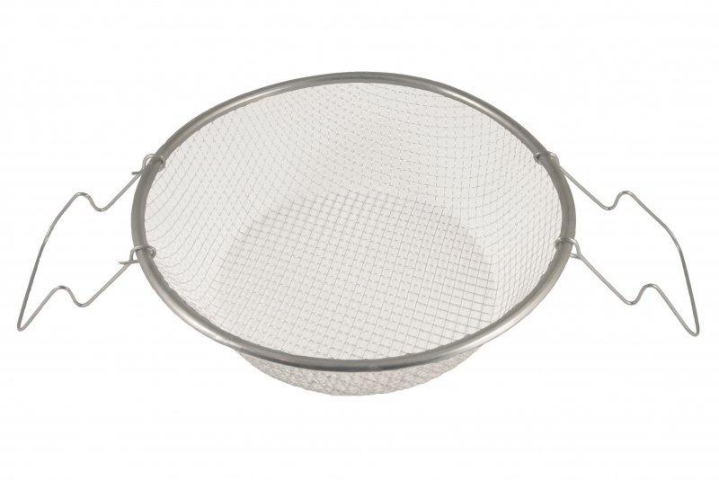 Снимка на Метална кошница за пържене с малко мазнина - Ф20