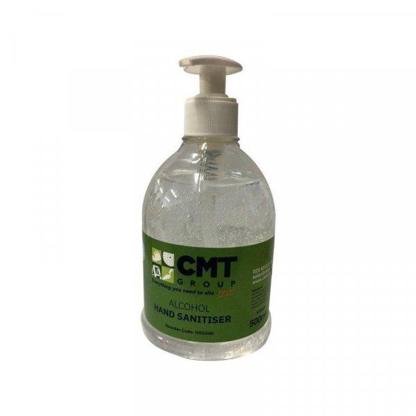Снимка на Дезинфектант за ръце с етанол - 500 мл