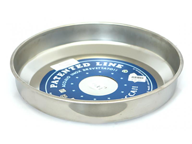 Снимка на Кръгла алуминиева тава с незалепващо покритие 34x7см.