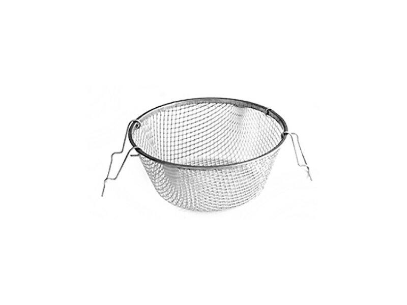 Снимка на Метална кошница за пържене 23см.