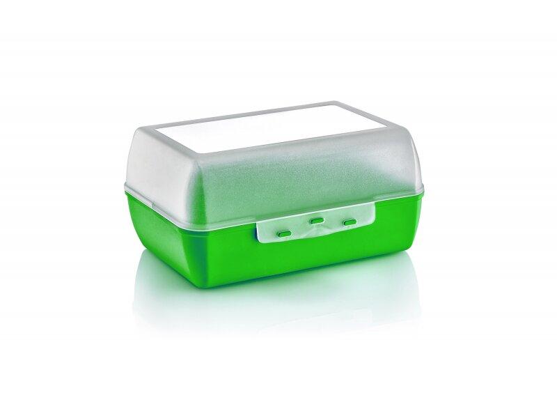 Снимка на Пластмасова кутия за сандвичи, с капак, голяма