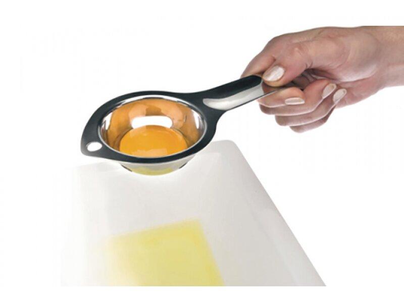 Снимка на Иноксов разделител за яйца