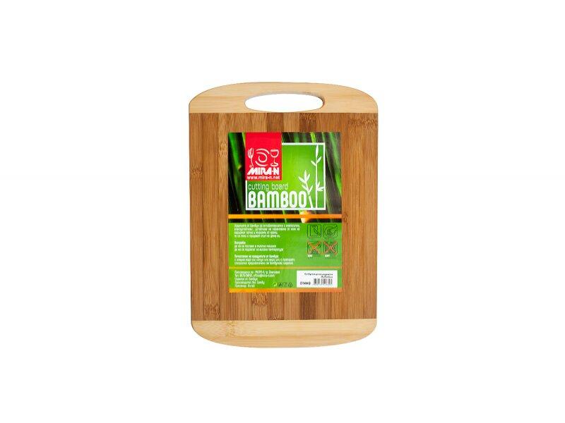 Снимка на Двуцветна бамбукова дъска