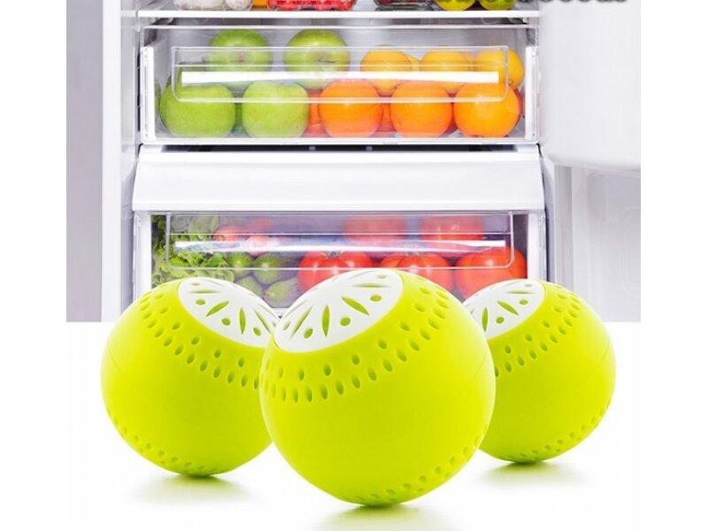 Снимка на Еко топки за хладилник