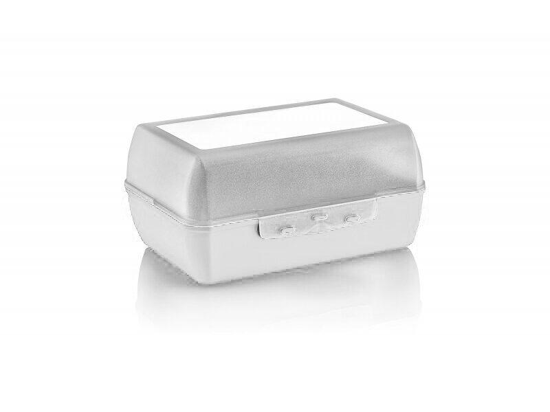 Снимка на Пластмасова кутия за сандвичи средна