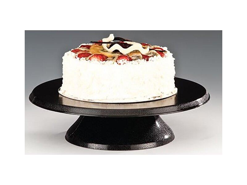 Снимка на Въртяща се поставка за торта и сладкиши - 30 см