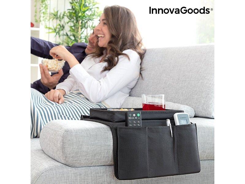 Снимка на Табла за диван с приставки за дистанционни InnovaGoods