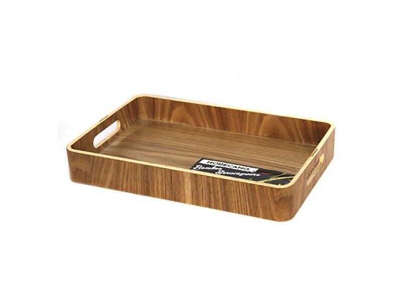 Снимка на Стилна бамбукова табла - 37x26 см