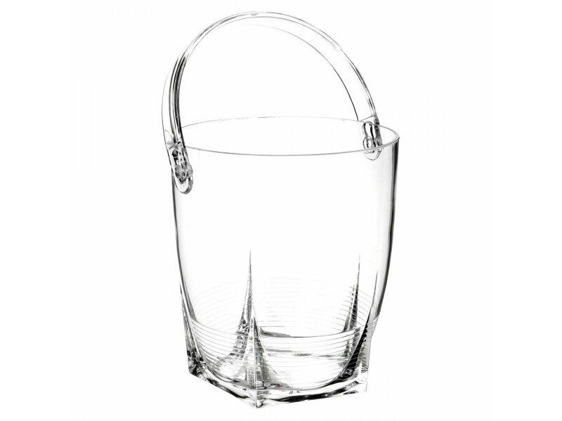 Снимка на Прозрачна кутия за лед 17 х 17 см.