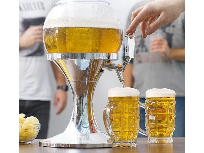 Снимка на Диспенсър за напитки Inovagoods - 3.5 литра
