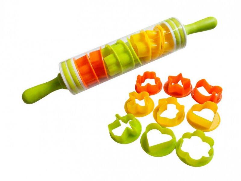 Снимка на Точилка с формички за сладки комплект
