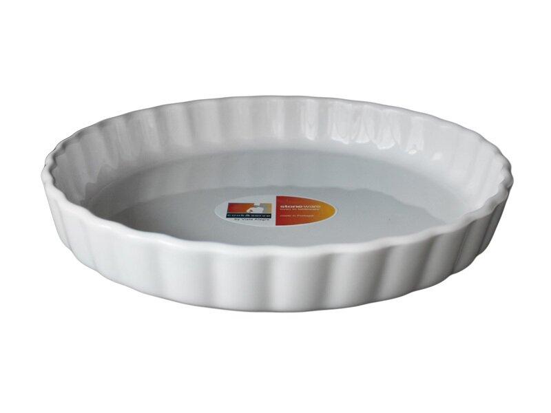 Снимка на Керамична кръгла форма за тарт и пай - 26см